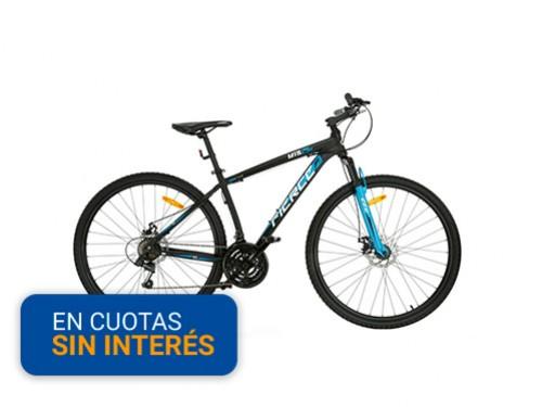 Bicicleta Fierce R29 MTB21v T18 Al FD Ng/Az