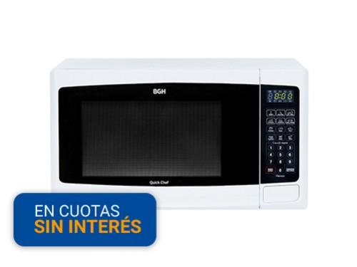 Microondas BGH Quick Chef B120D/E
