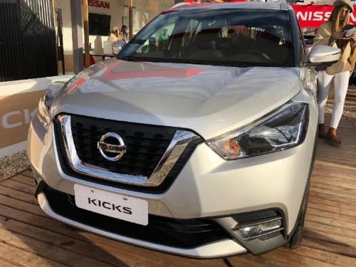 Nissan - Kicks Sense MT - 0KM
