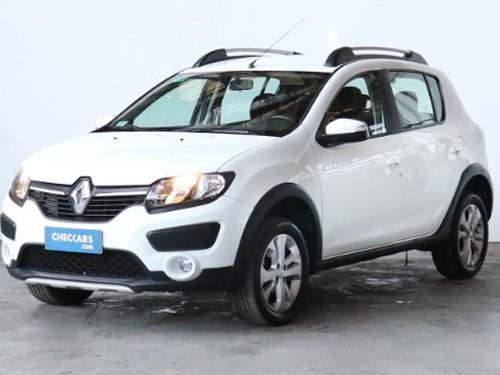 Renault Sandero Stepway - Usado