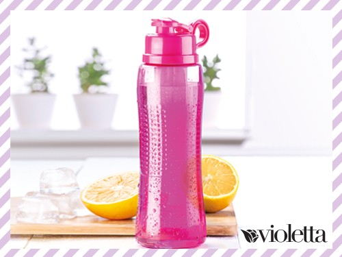 Botella con Enfriador 600cc Star Cuisine - Varios Colores