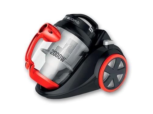 Aspiradora As-4228 2000w 3.5lts Hepa Sin Bolsa ultracomb