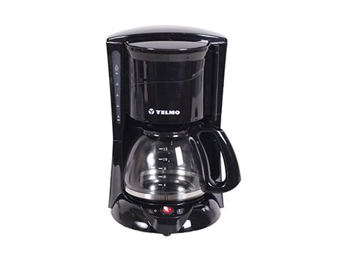 Cafetera Electrica Ca-7108 12 Pocillos 800w Negra Yelmo