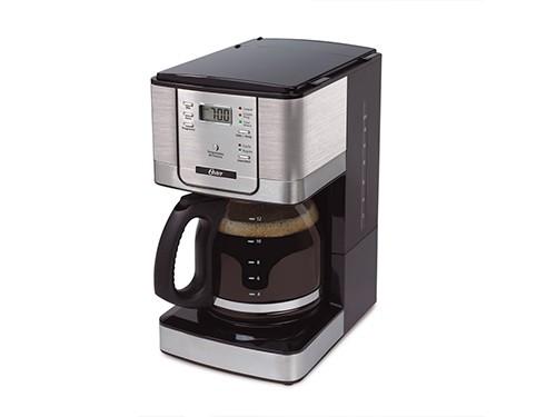 Cafetera de Filtro Sistema Hermético 12 Tazas Modeo 4401 Oster