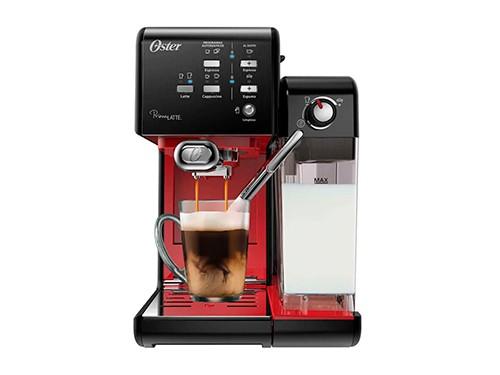 Cafetera Express Prima Latte 6701 Cápsulas Nespresso Oster