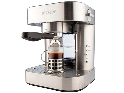 Cafetera Express 19 Bar Pe-ce19 1.5 L Espumador Peabody