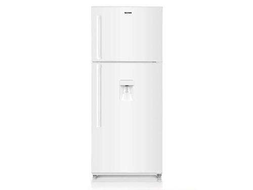 Heladera Hsi-nt30bd No Frost 370l Blanca C/dispenser Siam