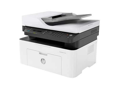Impresora Laser Multifuncion Mfp 137fnw Wifi Fotocop HP