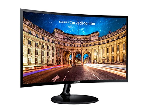 Monitor Curvo Gamer 27 F390 Full Hdmi 4ms Samsung