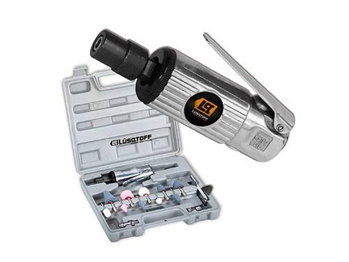Amoladora Recta Minitorno Lx-002 + Accesorios Lusqtoff