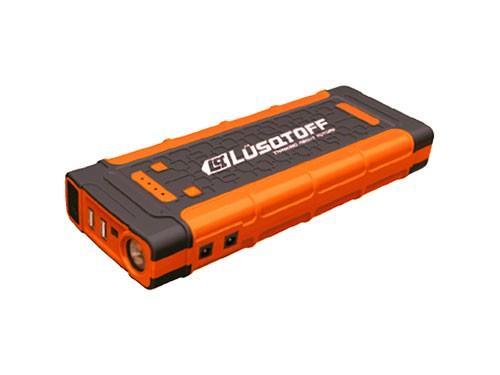 Cargador Arrancador De Bateria Pq-500 1500mah Lusqtoff