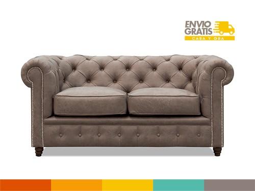 Sofa Chester 1.70 Sydney Piedra