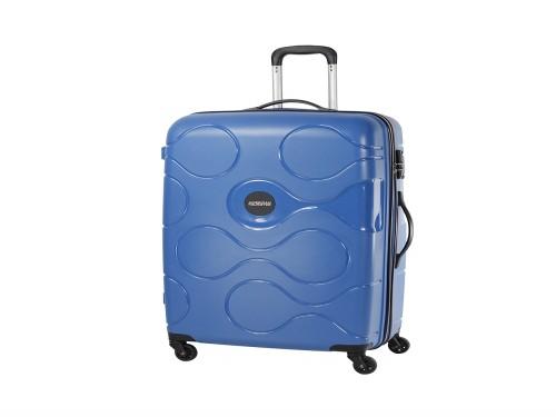 Valija American Tourister Acura Azul Cabina Azul Cabina