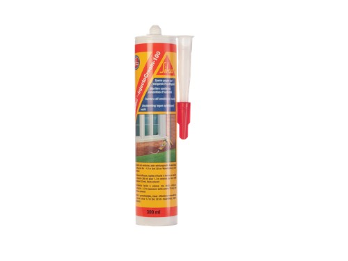 Sikamur Injectocream 100 Cartucho x 300 ml. Humedad De Cimientos