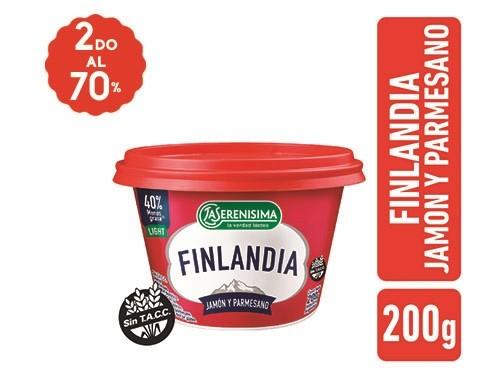 2do al 70% Finlandia La Serenísima 200 Gr.