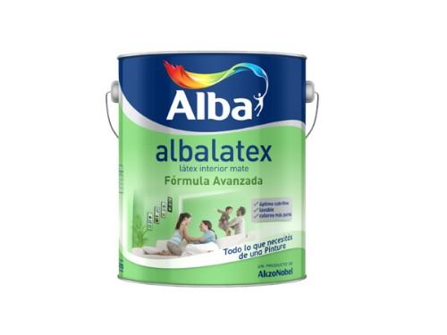 Albalatex Interior Blanco x 20 Lts. Latex Premium Alba