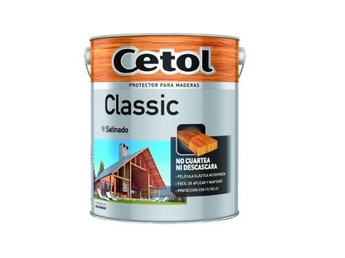 Cetol Classic Exterior Satinado x 4 lts