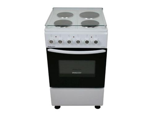 Cocina Eléctrica Philco 50cm Blanca Phce051b