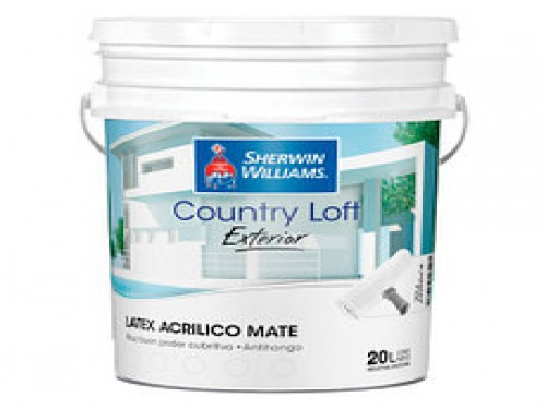 Latex Exterior Countryloft 20 Lts