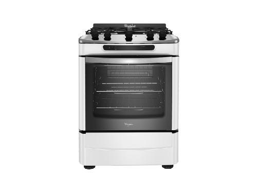 Cocina Multigas Whirlpool 4 Hornallas 60 CM
