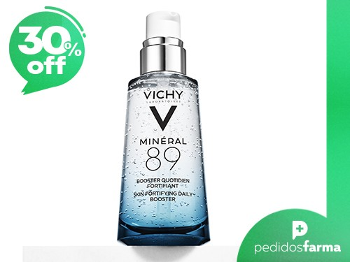 Vichy Mineral 89 Fortificante Reconstituyente 50ml