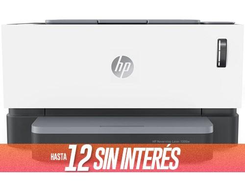 Impresora Laser Neverstop  1000W Inalambrica HP
