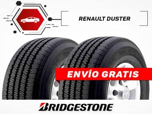 KIT x2 Neumáticos 215/65R16 T DUELER H/T 684 II BRIDGESTONE 18 Cuotas