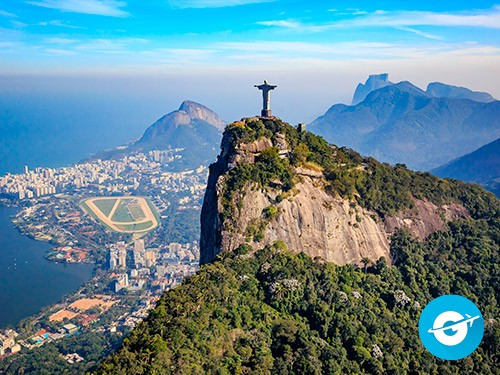 Crucero a Brasil Verano 2021 en Oferta. Rio de Janeiro. Costa Cruceros