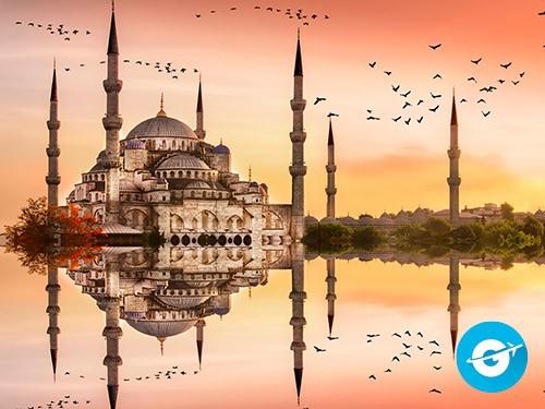 Paquete Turquía: Vuelo + Hoteles Media Pensión + Circuito. Europa