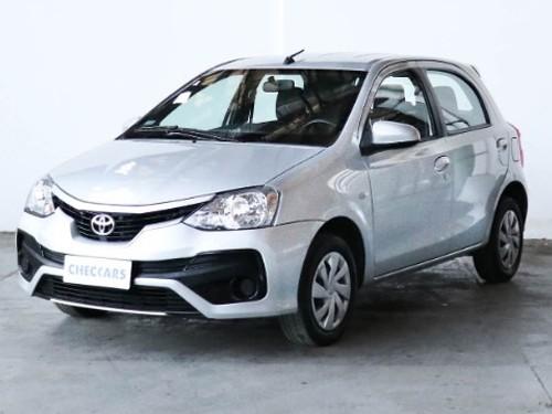 Toyota Etios XS 4 Puertas - Usado