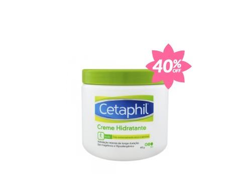 Crema Hidratante para Pieles Sensibles y Secas Cetaphil 453g