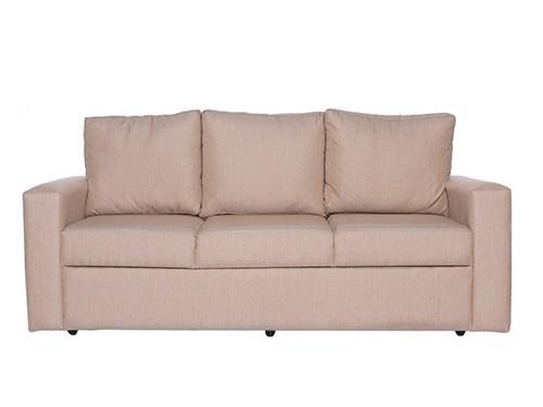 Sillon Sofa Moderno de 3 Cuerpos Sendai Beige