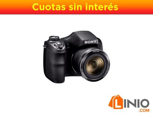 Camara semireflex Sony h300