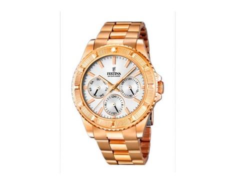 Reloj Festina Dama F16786 1 Agente Oficial Envio Gratis