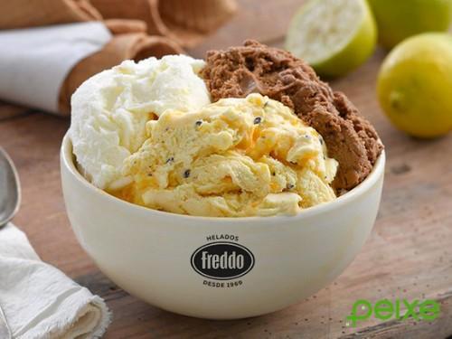 1 kg de helado a elección en Freddo