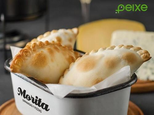 1 docena de empanadas en Morita