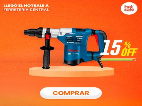 Rotomartillo GBH 4-32 DFR  Bosch