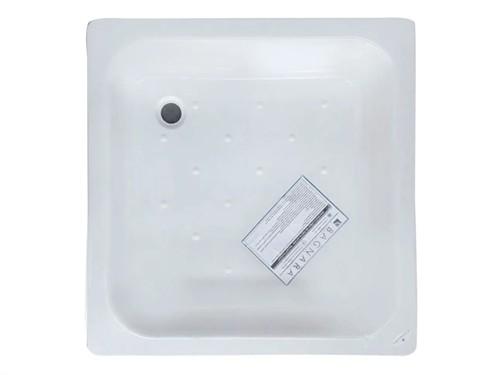 Receptaculo Ducha 70x70 No Fibra 70 Antideslizante Baño Box