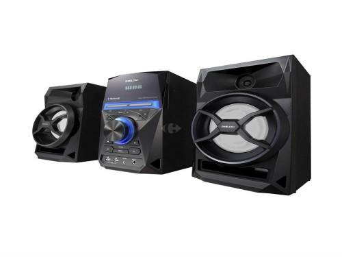 Minicomponente Philco Sap500 Am/Fm Karaoke 1500W