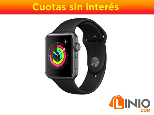 Apple Watch Series 3 - 42mm - Space Gray