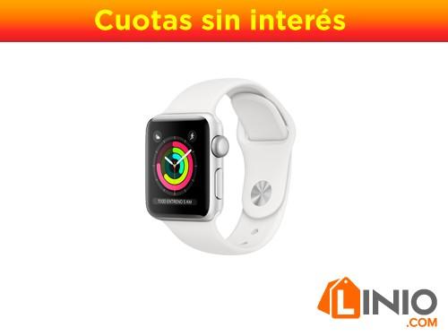 Apple Watch Series 3 - 42mm - Silver