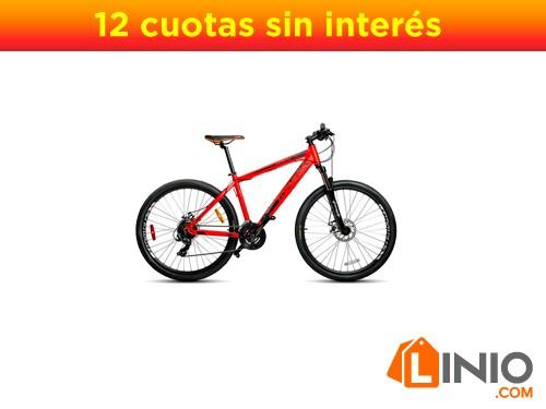Bicicleta MTB Topmega Zesty Rodado 27,5