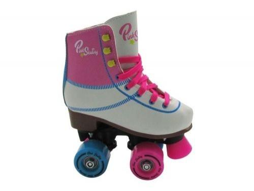 Patin artistico para niñas - Pink Skating