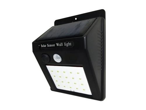 Reflector con Sensor de Movimiento y Carga Luz Solar