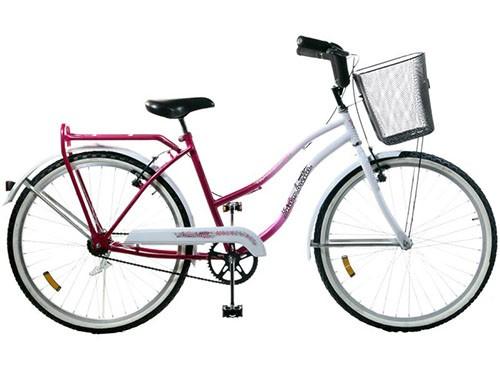 Bicicleta De Paseo Dama Rodado 26 SIAMBRETTA