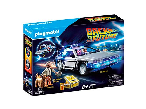 PLAYMOBIL Back to The Future Coleccionable