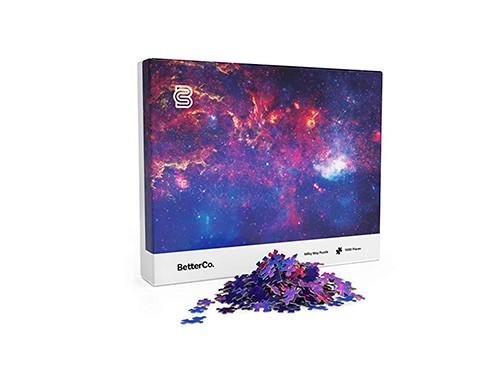 Puzzle de la Vía Láctea para adultos 1000 piezas