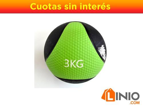 Medicine Ball con pique 3 kg