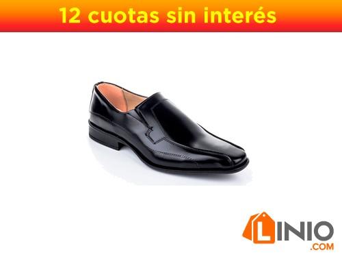 Zapato Bennet Michael Negro