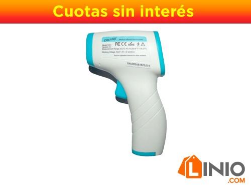 Termómetro Infrarrojo Digital Laser Dikang Hg01 A Distancia
